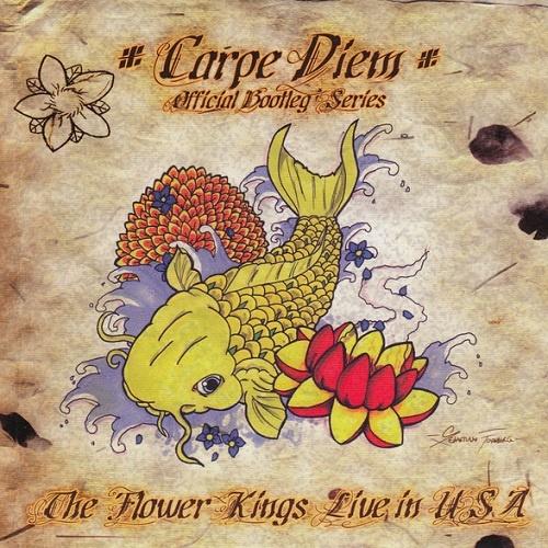 The Flower Kings - Carpe Diem: Live in the USA 2006 (2008)