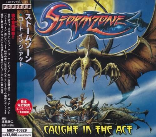 Stormzone - Саught In Тhе Асt [Jараnеsе Еditiоn] (2007)
