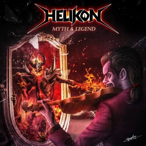 Helikon - Myth & Legends (2020)