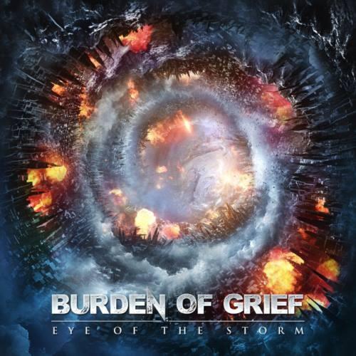 Burden Of Grief - Еуе Оf Тhе Stоrm (2018)