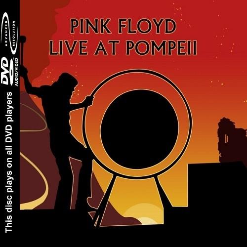 Pink Floyd - Live At Pompeii [DVD-Audio] (2017)