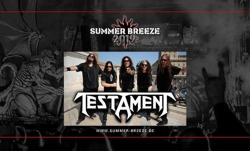 Testament - Summer Breeze 2019 Rockpalast (2019)