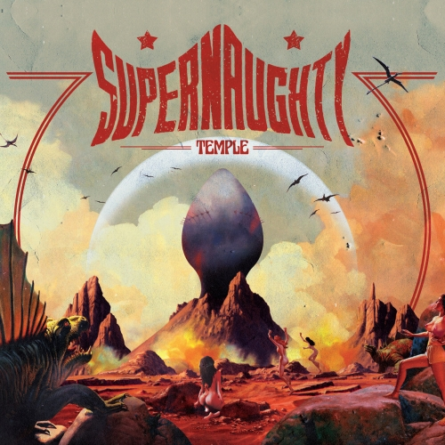Supernaughty - Temple (2020)