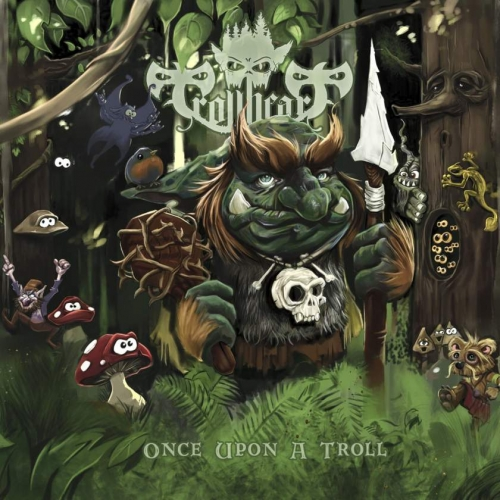 Trollheart - Once Upon A Troll (2020)