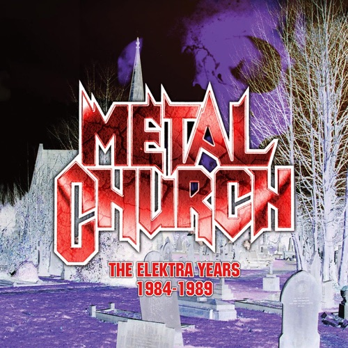 Metal Church - The Elektra Years 1984-1989 (Remastered 3CD) (2020)