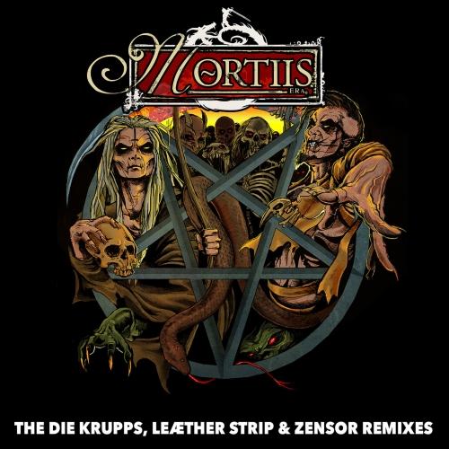 Mortiis - The Die Krupps, Leæther Strip & Zensor Remixes (EP) (2020)