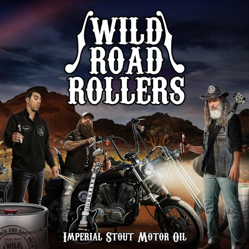 Wild Road Rollers - Imperial Stout Motor Oil (2020)