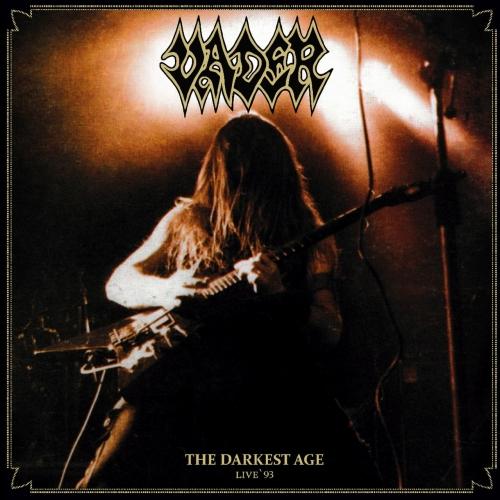 Vader - The Darkest Age - Live '93 (2020)