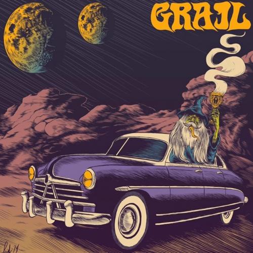 Grail - Celestial Desert (2020)