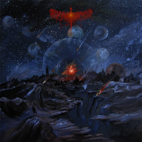 Cosmic Putrefaction - The Horizons Towards Which Splendour Withers (2020)