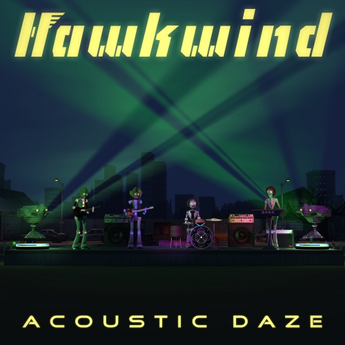 Hawkwind - Acoustic Daze (2020)
