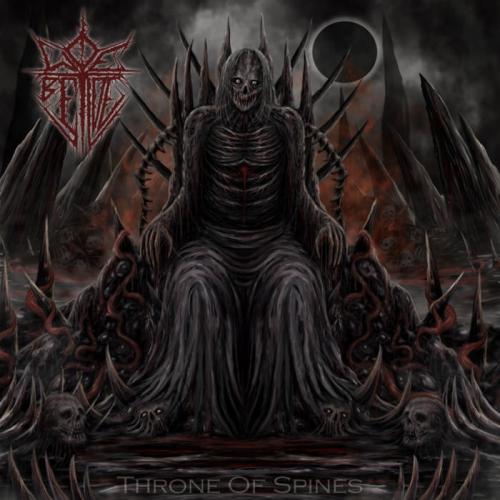Woe Betide - Throne of Spines (2020)