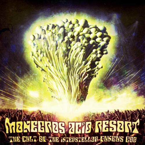Monegros Acid Resort - The Cult of the Interstellar Fungus God (2020)