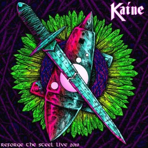 Kaine - Reforge the Steel Live 2019 (2020)