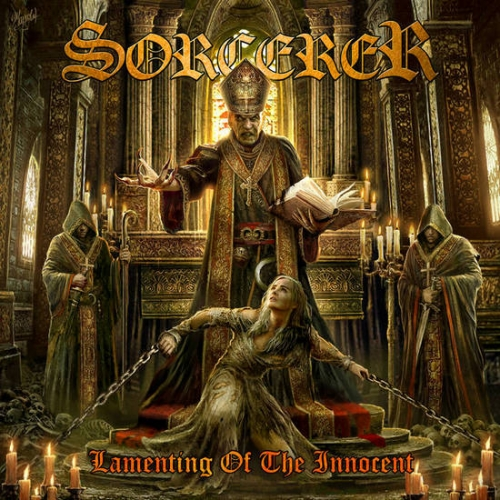 Sorcerer - Lamenting of the Innocent (Digipack) (2020)