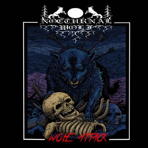 Nocturnal Wolf - Wolf Attack (2020)