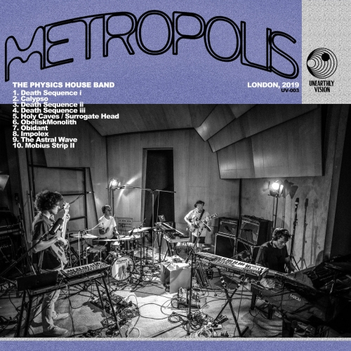 The Physics House Band - METROPOLIS (2020)