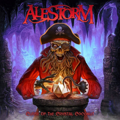 Alestorm - Curse of the Crystal Coconut (Mediabook Edition) (2020)