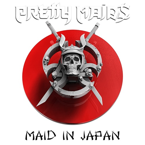 Pretty Maids - Maid in Japan - Future World Live 30 Anniversary (2020) + Bonus DVD