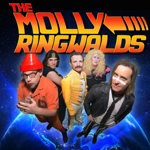 The Molly Ringwalds - 3.5 (2020)