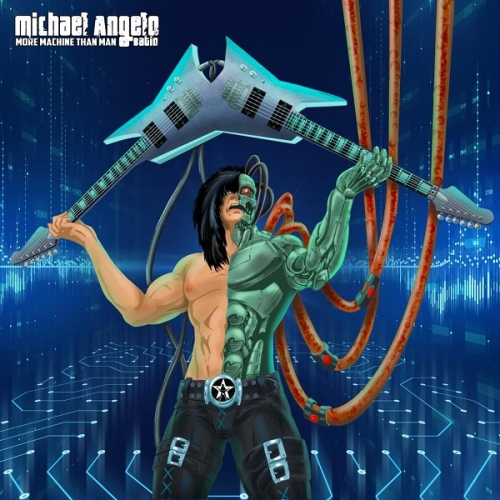 Michael Angelo Batio - More Machine than Man (2020)
