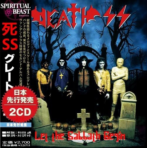 Death SS – Let the Sabbath Begin (2020) (Compilation)