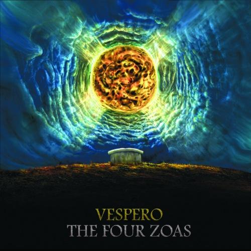 Vespero - The Four Zoas (2020)