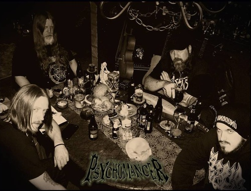 Psychomancer - Discography (1999 - 2019)