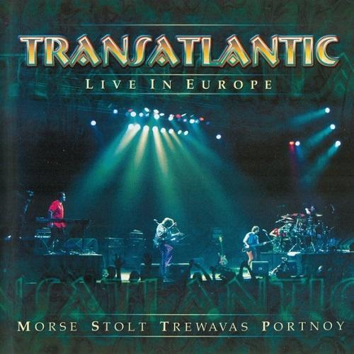 Transatlantic - Live In Europe (2003)