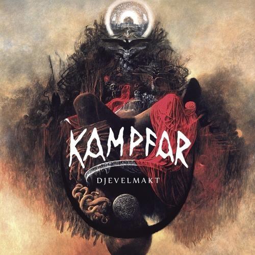 Kampfar - Djеvеlmаkt (2014)