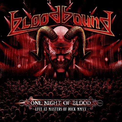 Bloodbound - Оnе Night Оf Вlооd (2016)