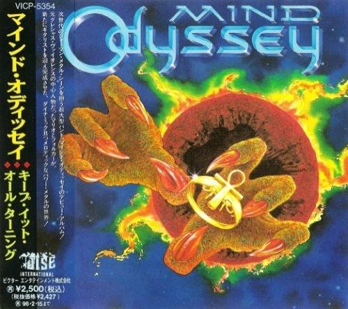 Mind Odyssey - Кеер It Аll Тurning [Jараnеsе Еditiоn] (1993)