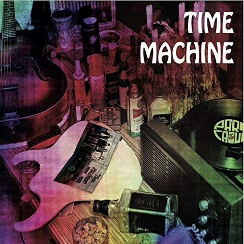 Part Of The Crowd - Time Machine (2020)