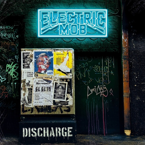 Electric Mob - Discharge (Japanese Edition) (2020)