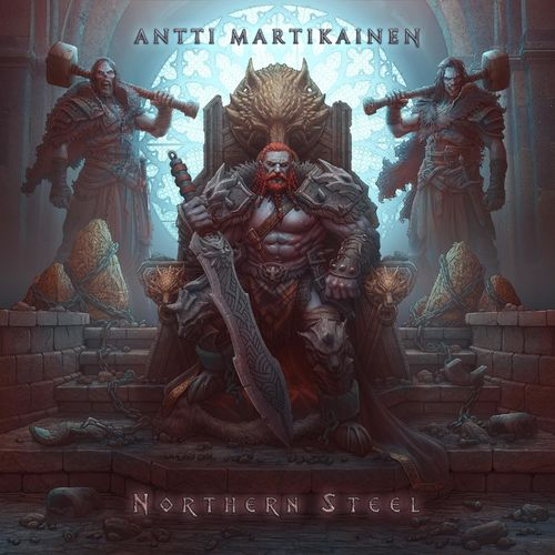 Antti Martikainen - Northern Steel (Remastered) (2020)