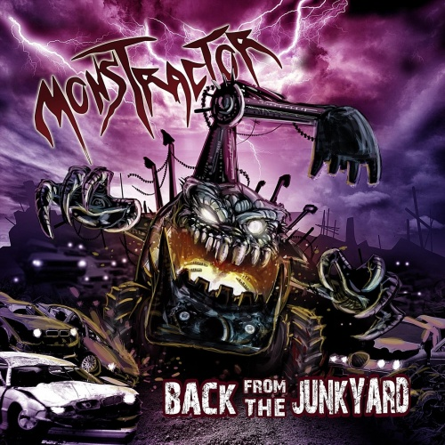 Monstractor - Back From The Junkyard (2020)