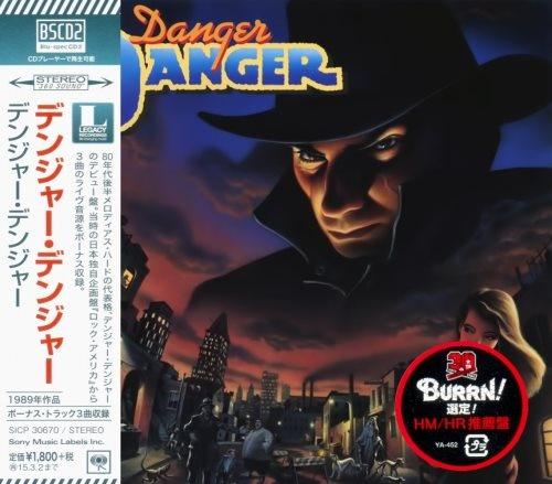 Danger Danger - Dаngеr Dаngеr [Jараnеsе Еditiоn] (1989) [2014]