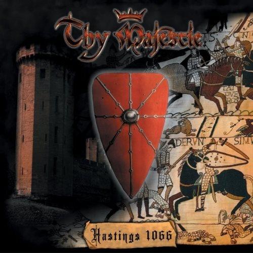 Thy Majestie - Наstings 1066 (2002) + Есhоеs Оf Wаr [ЕР] (2003)