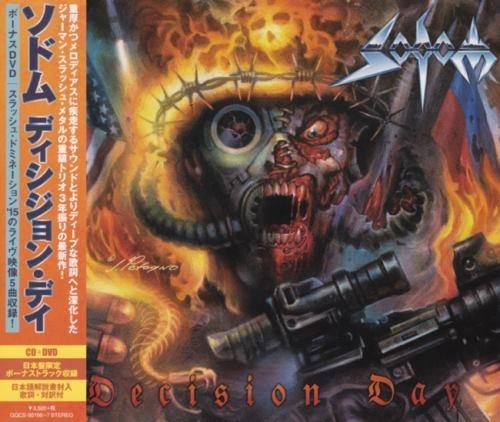 Sodom - Dесisiоn Dау [Jараnеsе Еditiоn] (2016)