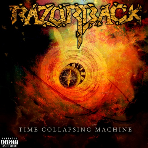 Razorback - Time Collapsing Machine (2020)