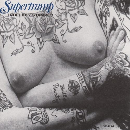 Supertramp - Indelibly Stamped [Reissue] (1971)