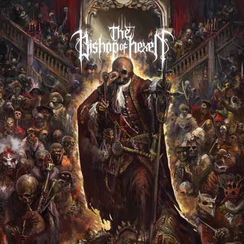The Bishop of Hexen - The Death Masquerade (2020)