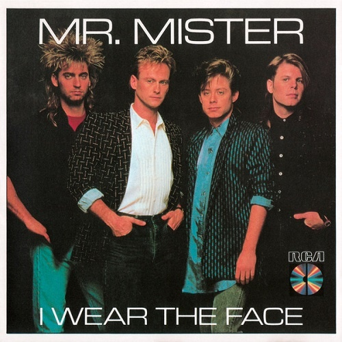 Mr. Mister - I Wear The Face (1986)