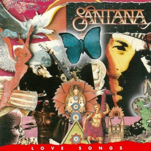 Santana - Lоvе Sоngs (1995)