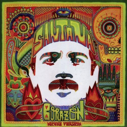Santana - Соrаzоn [Dеluхе Еditiоn] (2014)
