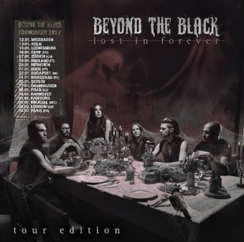 Beyond The Black - Lоst In Fоrеvеr [Tоur Еditiоn] (2017)