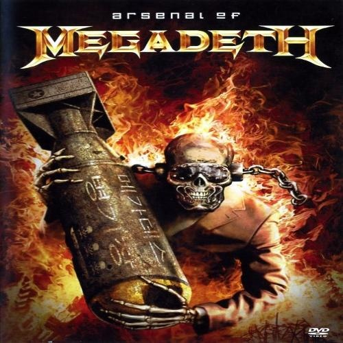 Megadeth - Arsenal Of Megadeth (2006) (2xDVD)