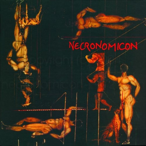 Necronomicon - Vier Kapitel (1971-1974)