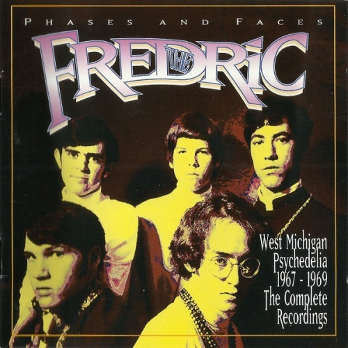 The Fredric - Phases And Faces (1967-1969)