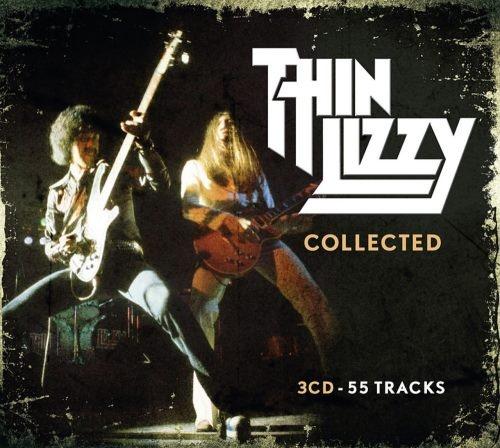 Thin Lizzy - Соllесtеd [3СD] (2012)